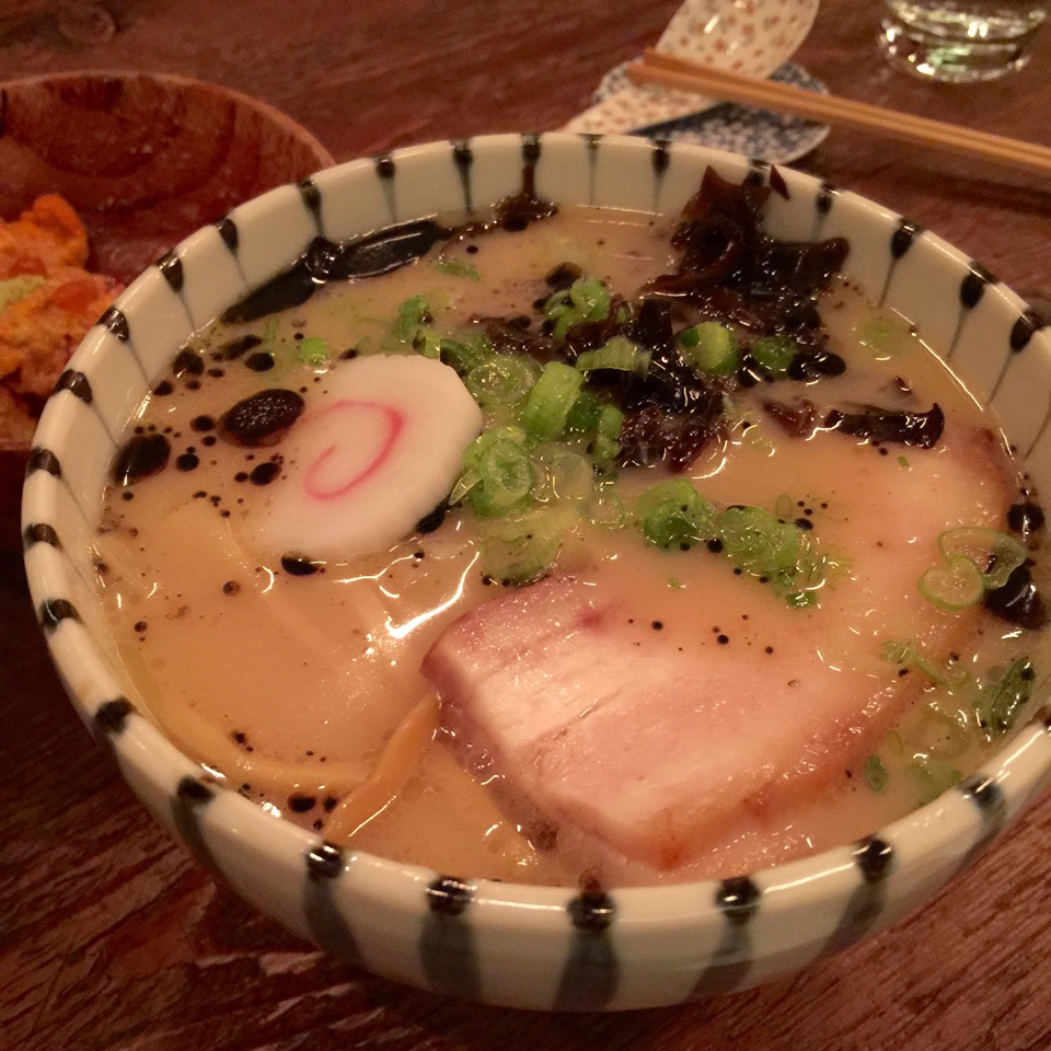 Tonkotsu 2.0 Ramen (Pork Based) at Mu Ramen on #foodmento http://foodmento.com/place/5443