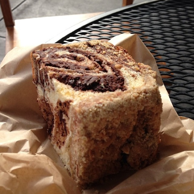 Chocolate Babka at Wise Sons Jewish Delicatessen on #foodmento http://foodmento.com/place/551