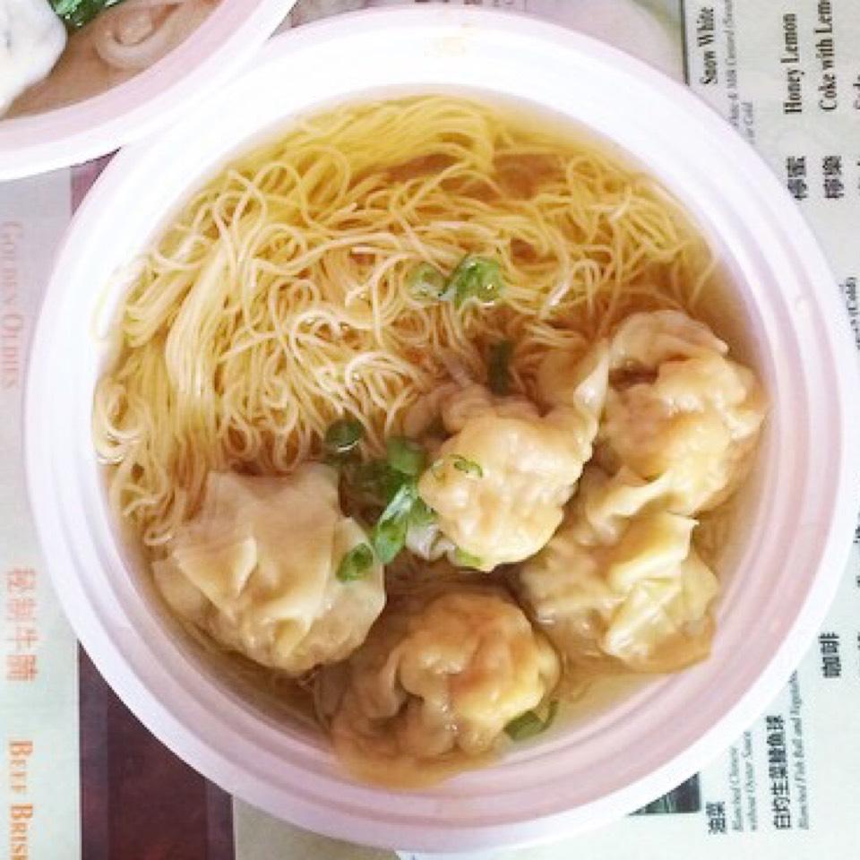 Wonton noodle soup at Sifu Chio on #foodmento http://foodmento.com/place/5763