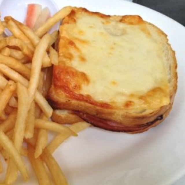 Croque Monsieur at Brenda's French Soul Food on #foodmento http://foodmento.com/place/585
