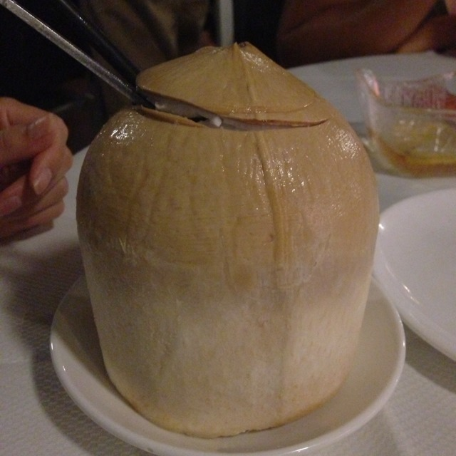 Siam Coconut at Jumbo Seafood Restaurant on #foodmento http://foodmento.com/place/586