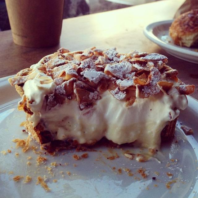 Coconut Cream Tart at Tartine Bakery on #foodmento http://foodmento.com/place/599