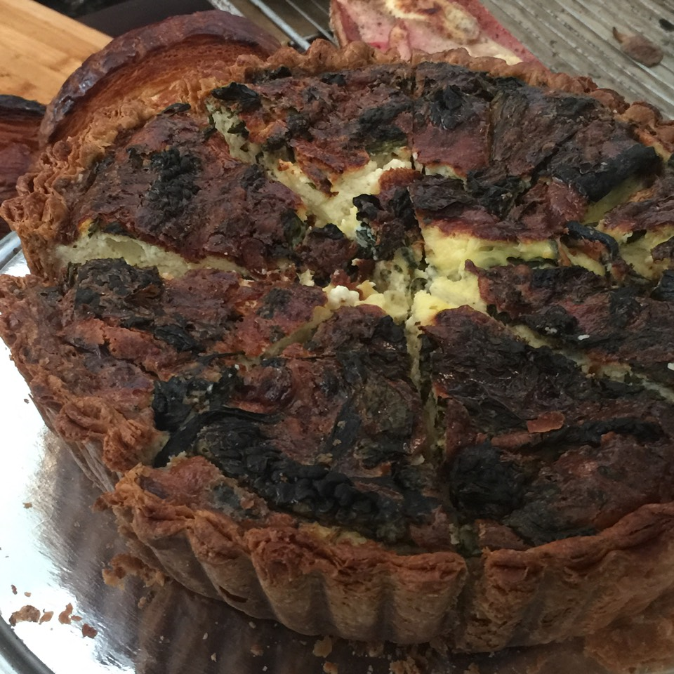 Quiche - Breakfast Pastries at Tartine Bakery on #foodmento http://foodmento.com/place/599