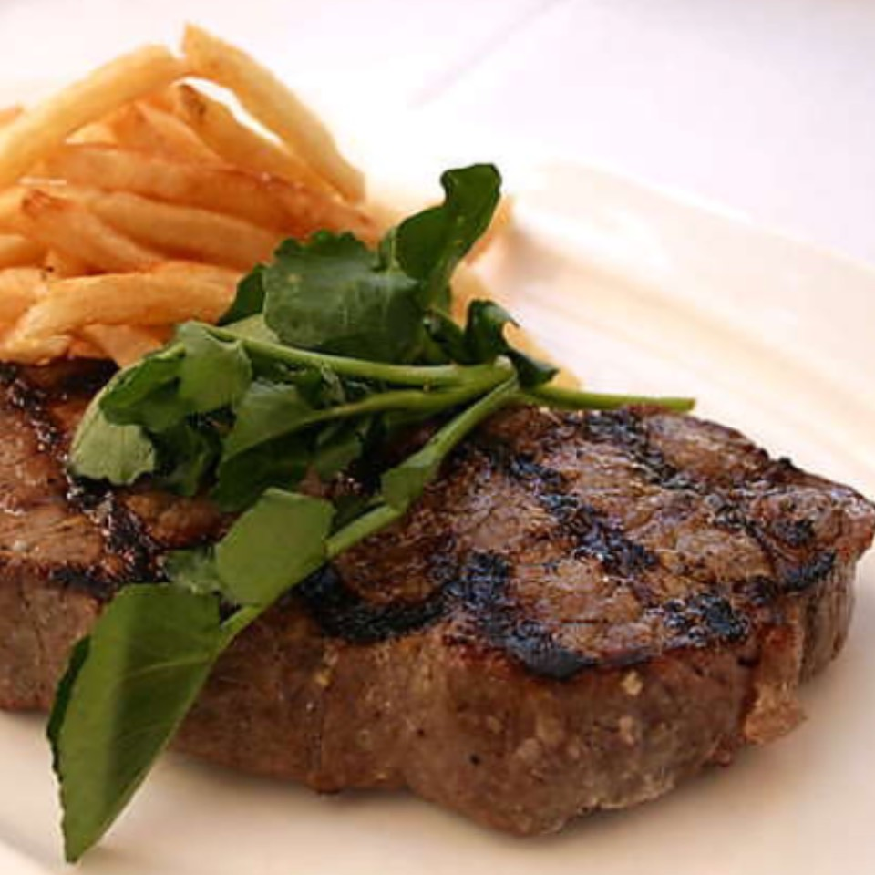 NY Strip Steak Frites at The Odeon on #foodmento http://foodmento.com/place/6024