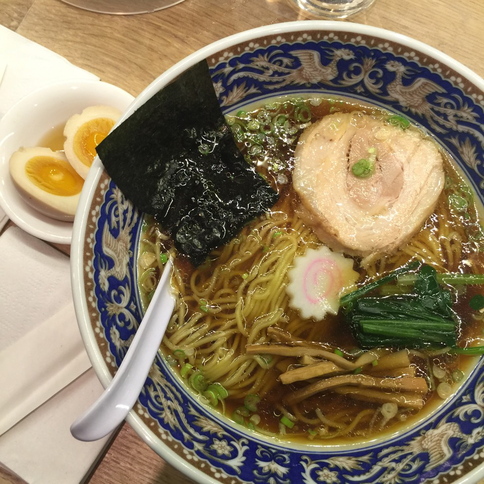 Tori-Gara Shoyu Ramen (Special) at Ramen Lab on #foodmento http://foodmento.com/place/6044