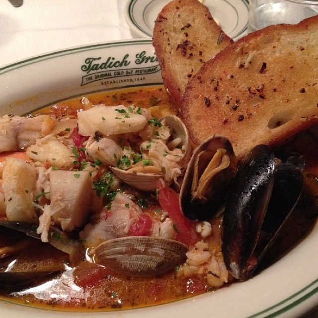 Seafood Cioppino at Tadich Grill on #foodmento http://foodmento.com/place/615