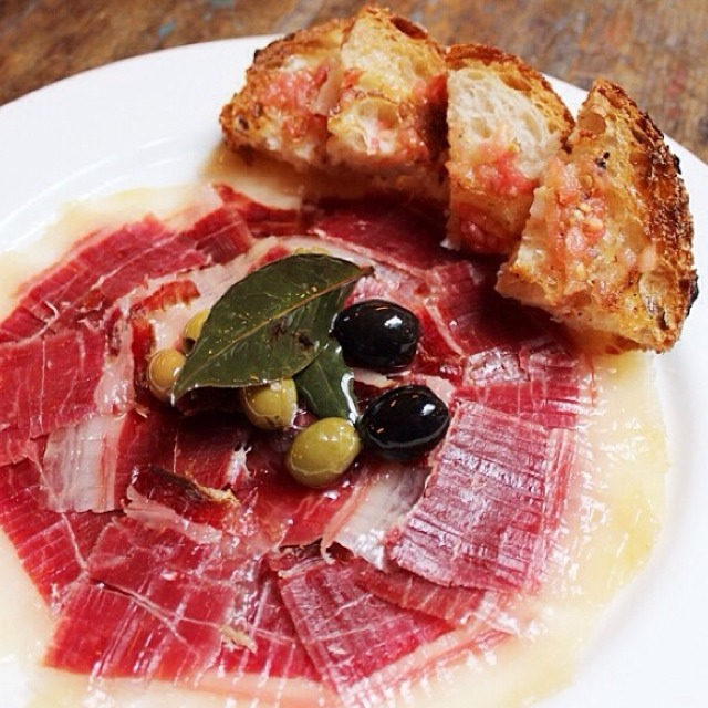 Jamon Iberico de Bellota at Tertulia on #foodmento http://foodmento.com/place/618