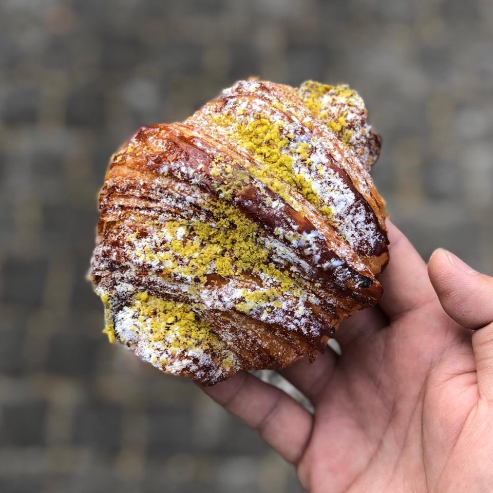 Baklava Croissant at Gjusta on #foodmento http://foodmento.com/place/7159