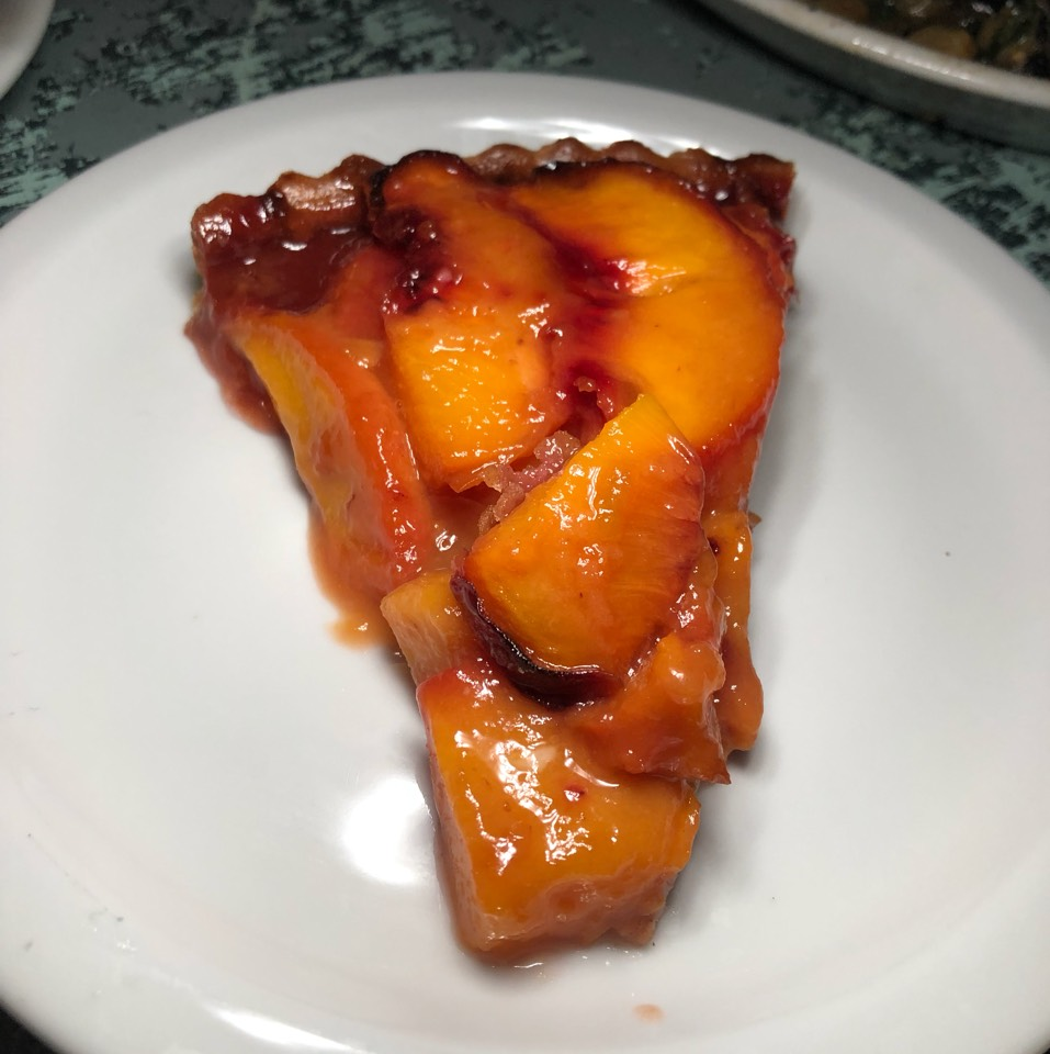 Peach Pie at Gjusta on #foodmento http://foodmento.com/place/7159