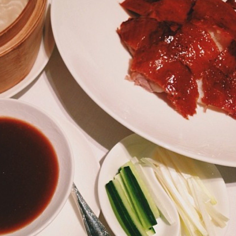 Peking Duck at Shang Palace on #foodmento http://foodmento.com/place/7665