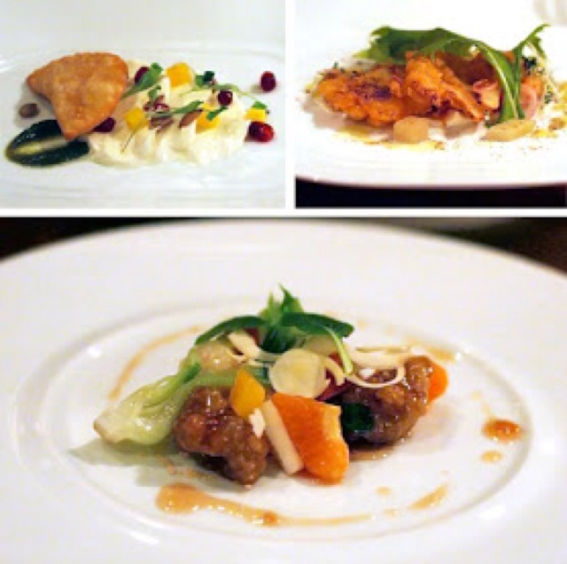 Mondays-Only Fixed-Price Veggie Tasting Menu at Dovetail on #foodmento http://foodmento.com/place/844
