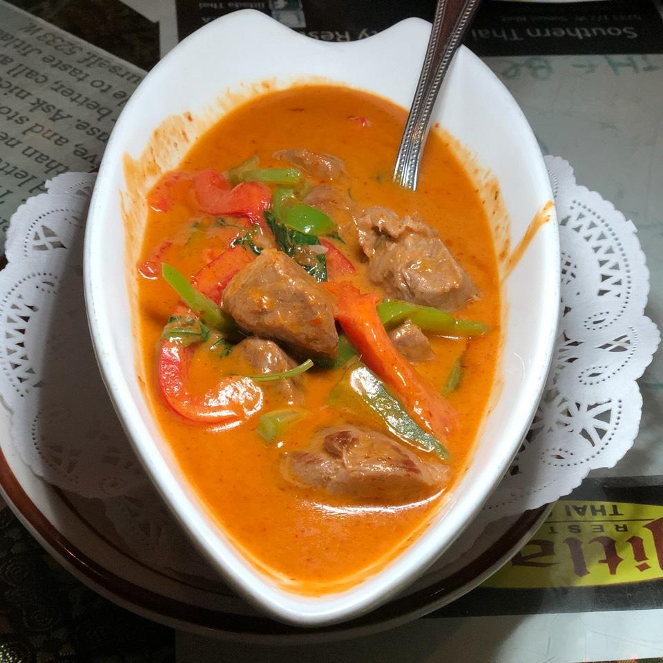 Panang Lamb at Jitlada Thai Restaurant on #foodmento http://foodmento.com/place/8591