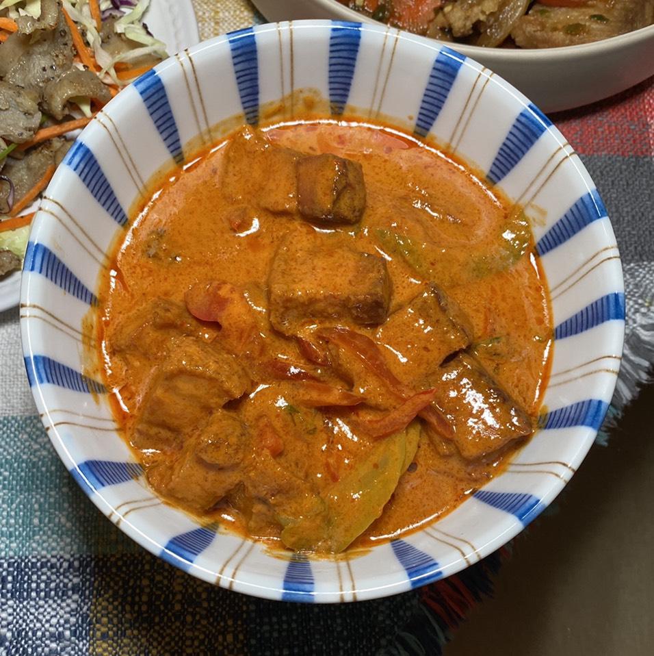 Panang With Crispy Pork at Jitlada Thai Restaurant on #foodmento http://foodmento.com/place/8591