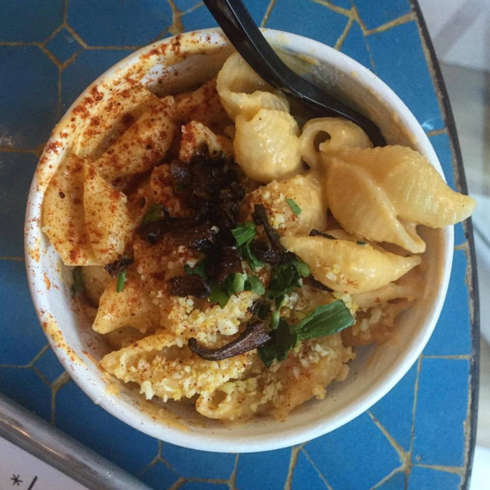 Mac & Cheese at by CHLOE. on #foodmento http://foodmento.com/place/8727