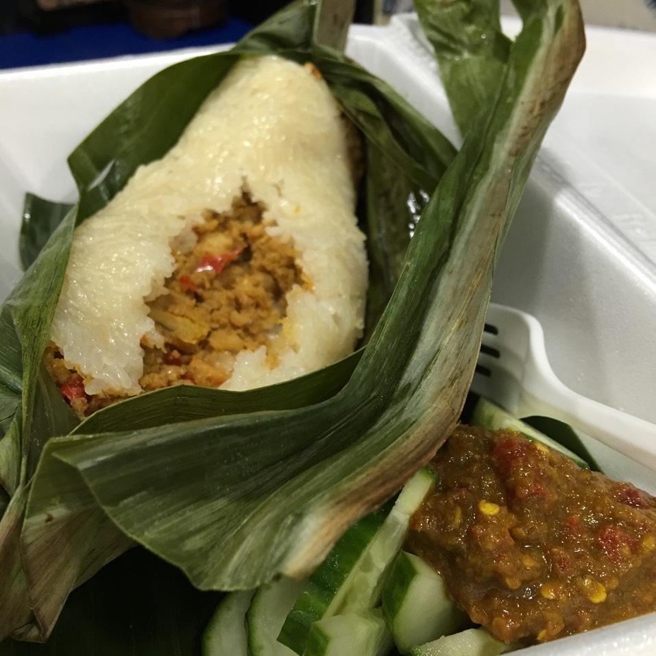 Pulut Panggang at Kopitiam on #foodmento http://foodmento.com/place/8894
