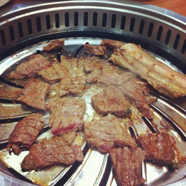 Yangnyum - Marinated Beef Rib at Ju Shin Jung Korean Charcoal BBQ on #foodmento http://foodmento.com/place/89