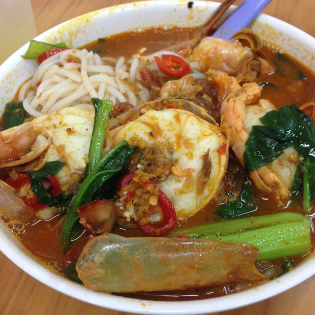 Big Prawn Bee Hoon at Kok Sen Restaurant on #foodmento http://foodmento.com/place/919