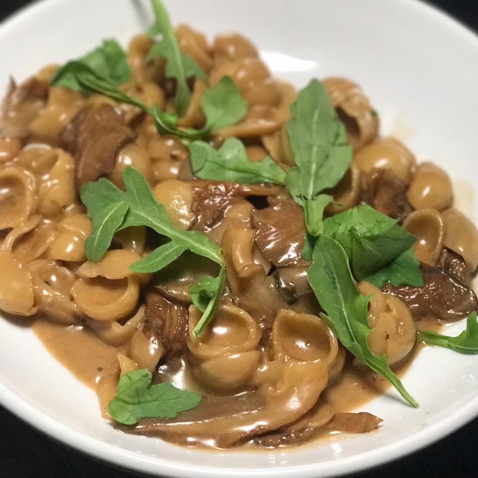 Orecchiette alla Marsala at Rubirosa on #foodmento http://foodmento.com/place/955