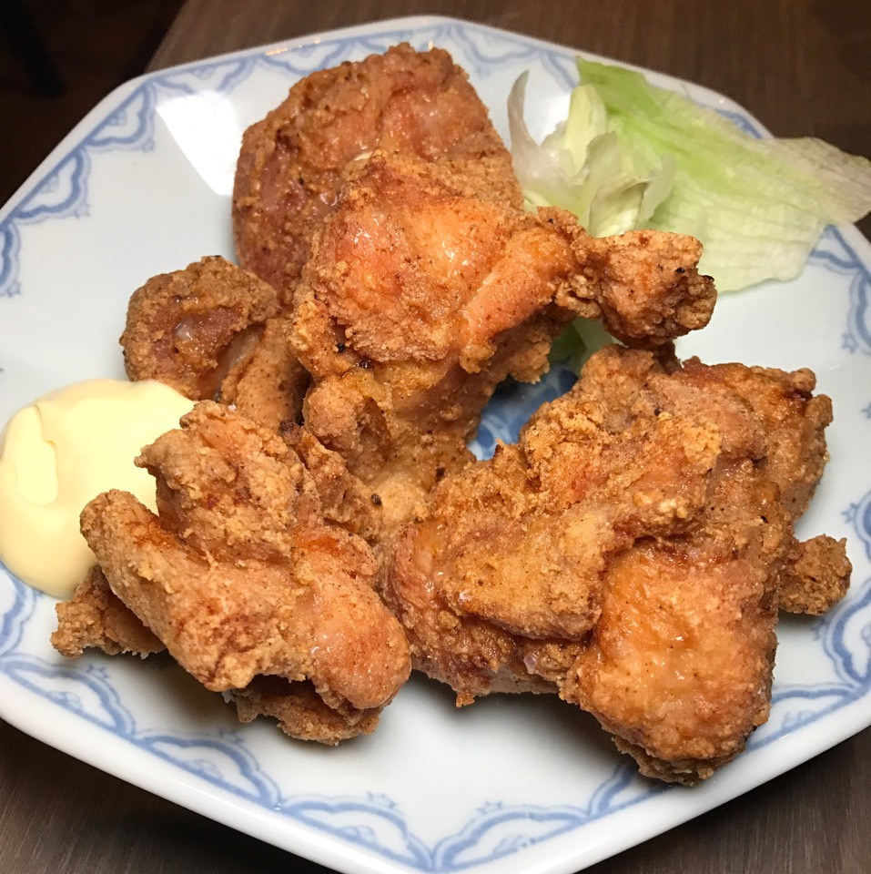 Karaage Fried Chicken at Mentoku on #foodmento http://foodmento.com/place/9680