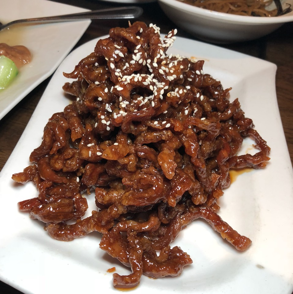 Crispy Beef at Kung Fu Xiao Long Bao on #foodmento http://foodmento.com/place/9774