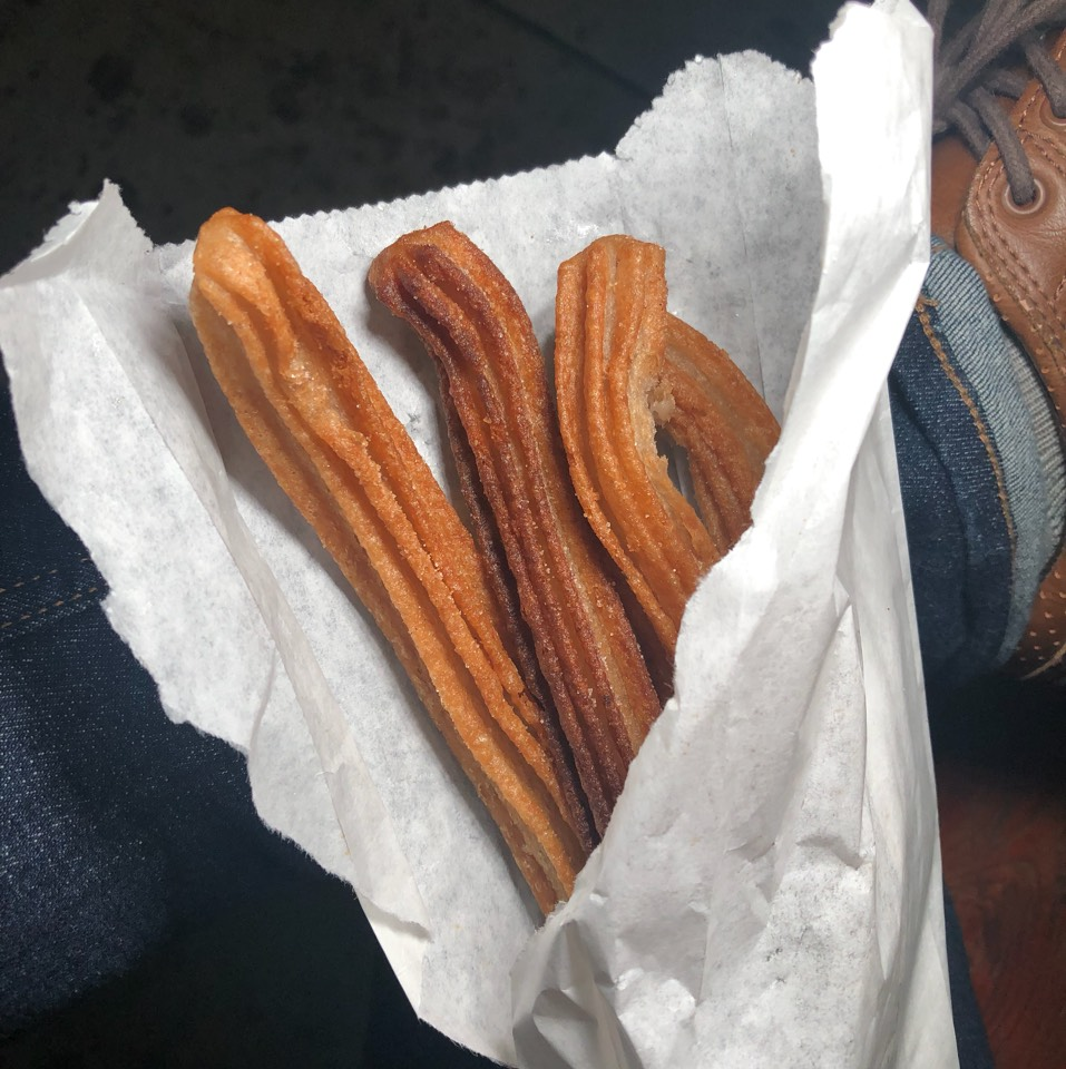 Churros at Taco Dollar Truck on #foodmento http://foodmento.com/place/9811