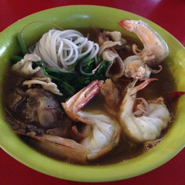 Big Prawn Mee @ Noo Cheng Adam Road #27 at Adam Road Food Centre on #foodmento http://foodmento.com/place/1235
