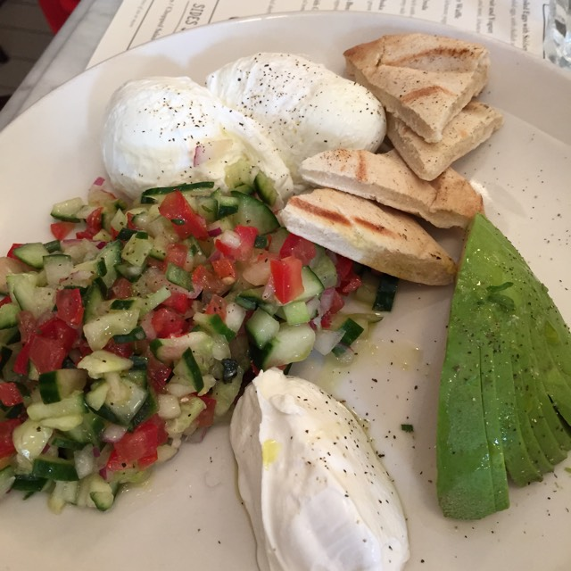 Mediterranean Breakfast at Jack's Wife Freda on #foodmento http://foodmento.com/place/3009