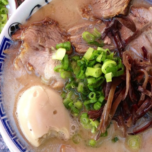 Ramen (with Egg) at Tsujita LA Artisan Noodle on #foodmento http://foodmento.com/place/681