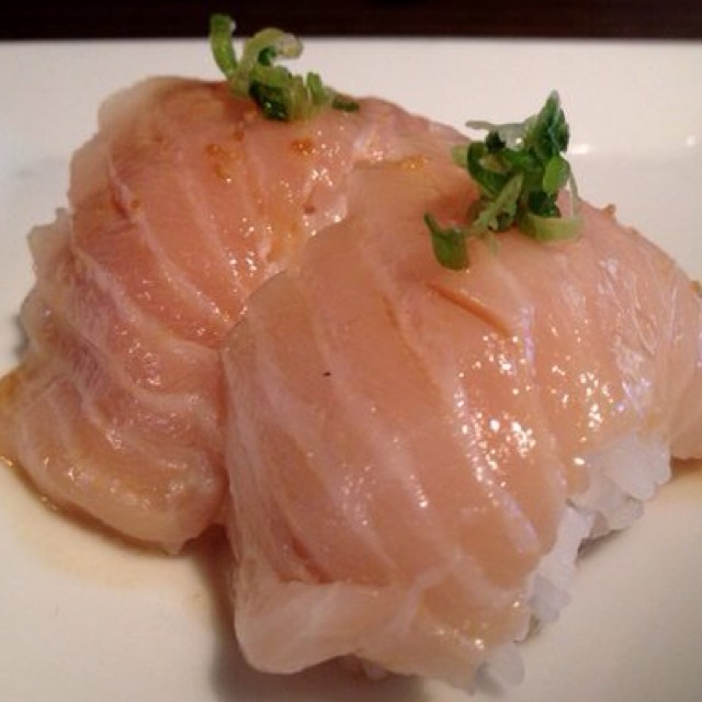 Albacore Belly at SUGARFISH on #foodmento http://foodmento.com/place/689