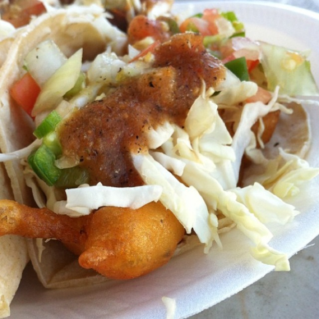 Fish Tacos at Ricky's Fish Tacos on #foodmento http://foodmento.com/place/698