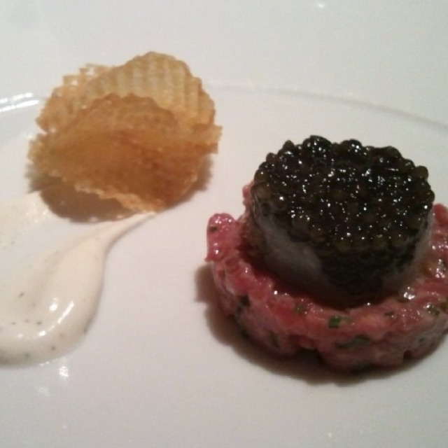 Caviar Wagyu at Le Bernardin on #foodmento http://foodmento.com/place/1246