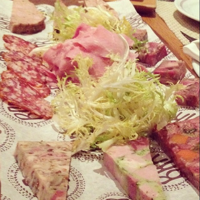 Charcuterie (Large Board) at Bar Boulud on #foodmento http://foodmento.com/place/303