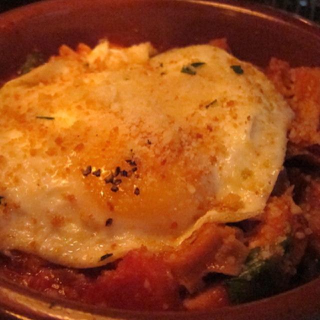 Tripe Alla Parmigiana  at Locanda Verde on #foodmento http://foodmento.com/place/905