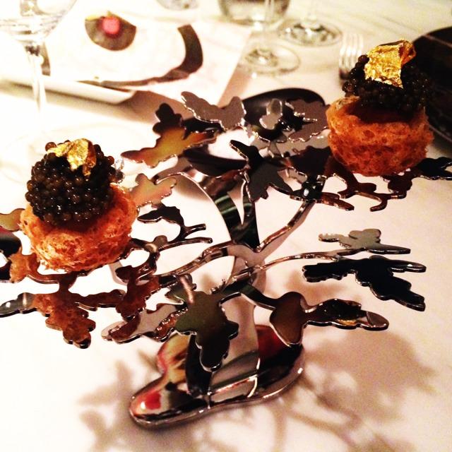 Caviar  at Bo Innovation 廚魔 on #foodmento http://foodmento.com/place/3522