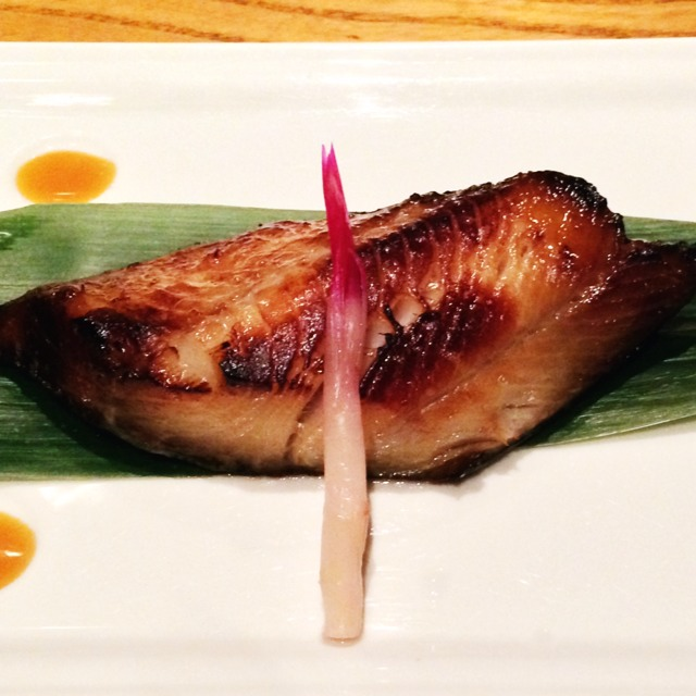 Black Cod at Nobu on #foodmento http://foodmento.com/place/3737
