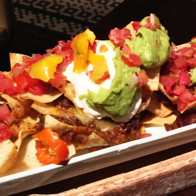 Nachos  at Dickens Bar at The Excelsior, Hong Kong on #foodmento http://foodmento.com/place/4330