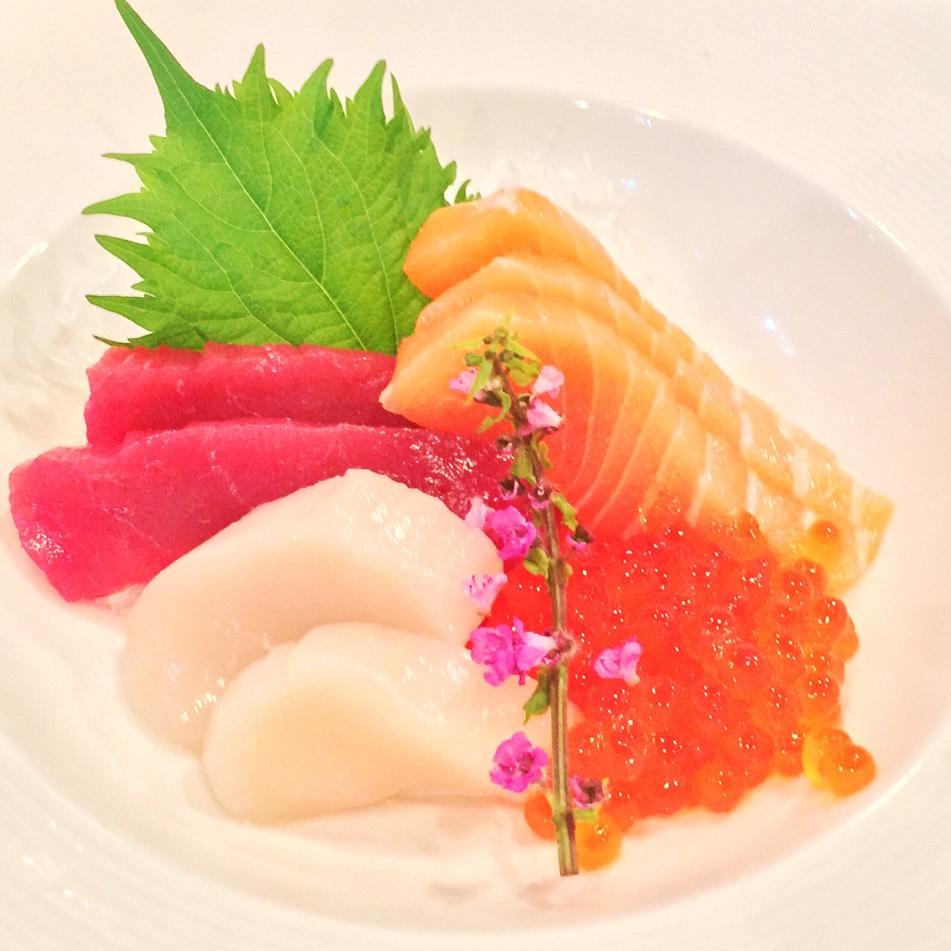 Sashimi at Ore-no Kappou 俺の割烹 on #foodmento http://foodmento.com/place/7792