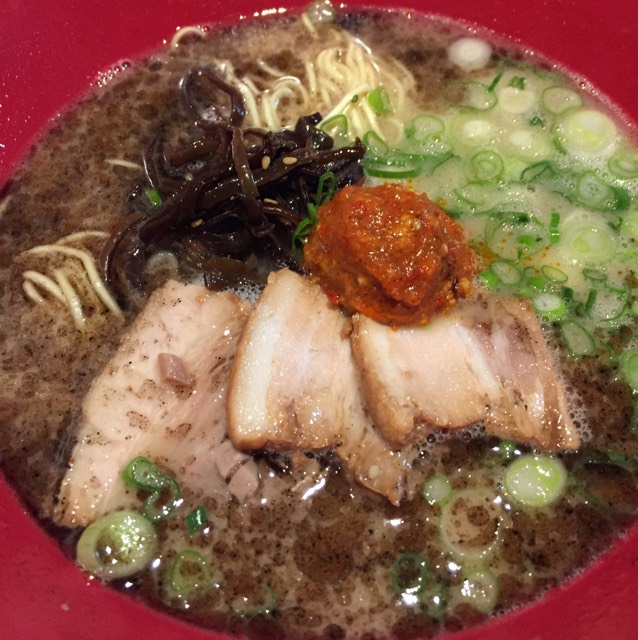 Akamaru Modern Ramen at Ippudo on #foodmento http://foodmento.com/place/419