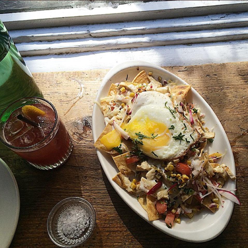 Nachos at Joseph Leonard on #foodmento http://foodmento.com/place/3193