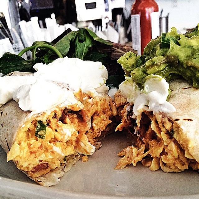 Breakfast Burritos at Westville East on #foodmento http://foodmento.com/place/3330