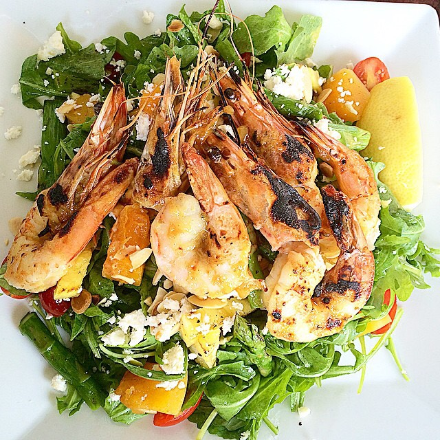 Mayan Shrimp Salad at Westville East on #foodmento http://foodmento.com/place/3330