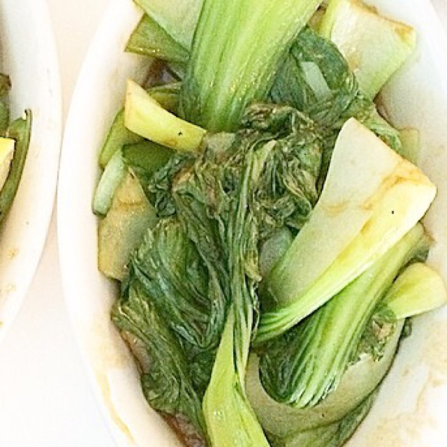 Asian-Style Bok Choy at Westville East on #foodmento http://foodmento.com/place/3330