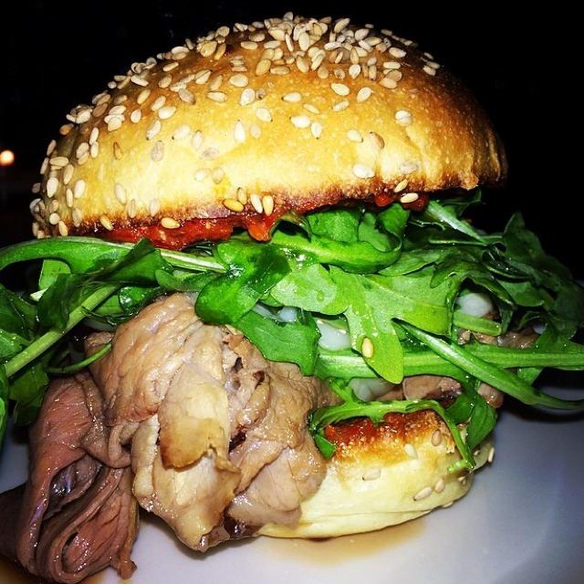 Roast Beef Sandwich on #foodmento http://foodmento.com/dish/14846