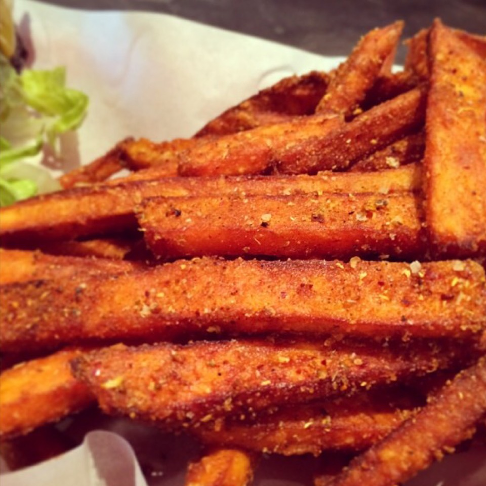Sweet Potato Fries at BFB (Best F***ing Burgers) on #foodmento http://foodmento.com/place/3962