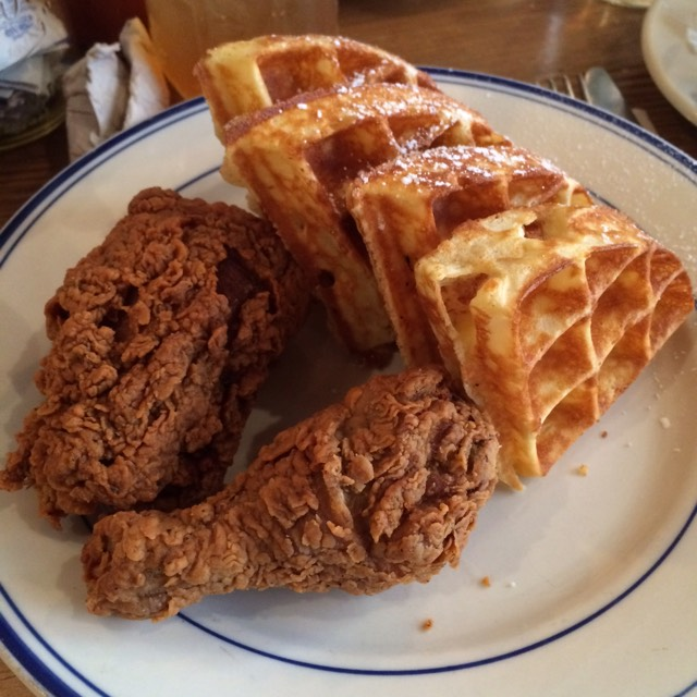 Fried Chicken & Waffles at Sweet Chick on #foodmento http://foodmento.com/place/3458