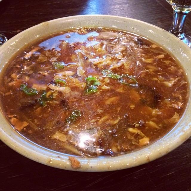 Hot & Soup Soup on #foodmento http://foodmento.com/dish/16863