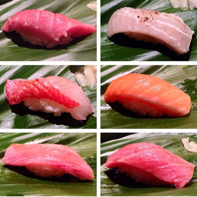 Omakase (Feb 2014) at Maruya on #foodmento http://foodmento.com/place/4399