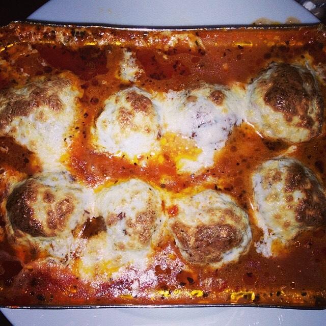 Meatballs, Fresh Mozzarella at Faicco's Italian Specialities on #foodmento http://foodmento.com/place/4401